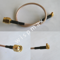 PIGTAIL MMCX / SMA (M) RIGHT ANGLE 180mm