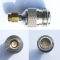 RP SMA(M) N-FEMALE ADAPTER UP TO 6