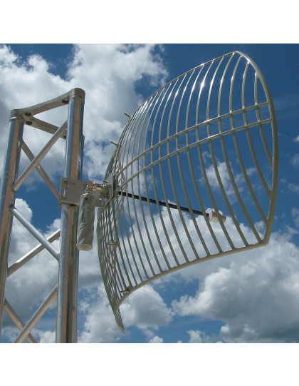 BUNDLE BRIDGE Point to Point with Grid Antenna 30dBi