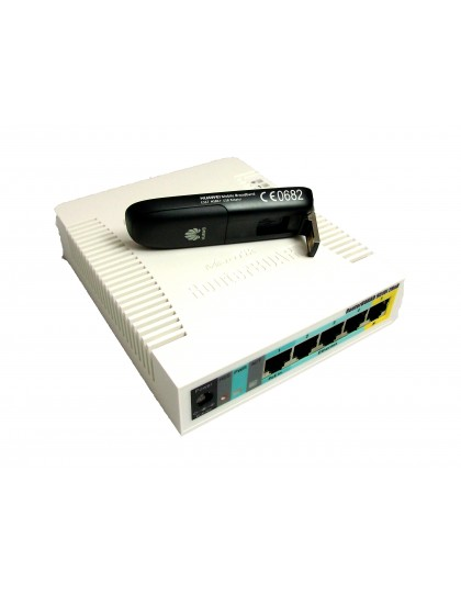 BUNDLE Access Point 951G-2HnD with 4G USB Mobile Broadband Modem