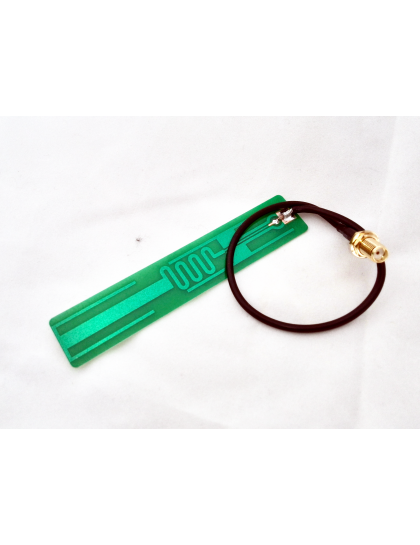 3G OMNIDIRECTIONAL ANTENNA WITH SMA(F) 20CM. PIGTAIL