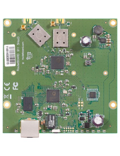 MikroTik Router BOARD RB/911-5HacD - 911 Lite5 AC
