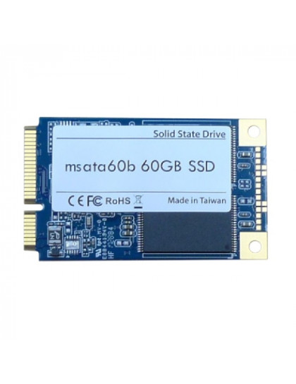 mSATA 60GB mSATA SSD module for apu