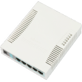 MikroTik RouterBoard 260GS