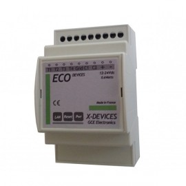 GCE Eco-Devices Teleinfo, followed consumption!!