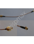 PIGTAIL CABLE MMCX RA-SMA(f)