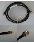 LMR400 CABLE 1,5mt N(M)-SMA(M)