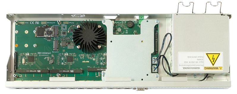 MikroTik RouterBoard 1100AHx4 Dude Edition - RB 1100Dx4